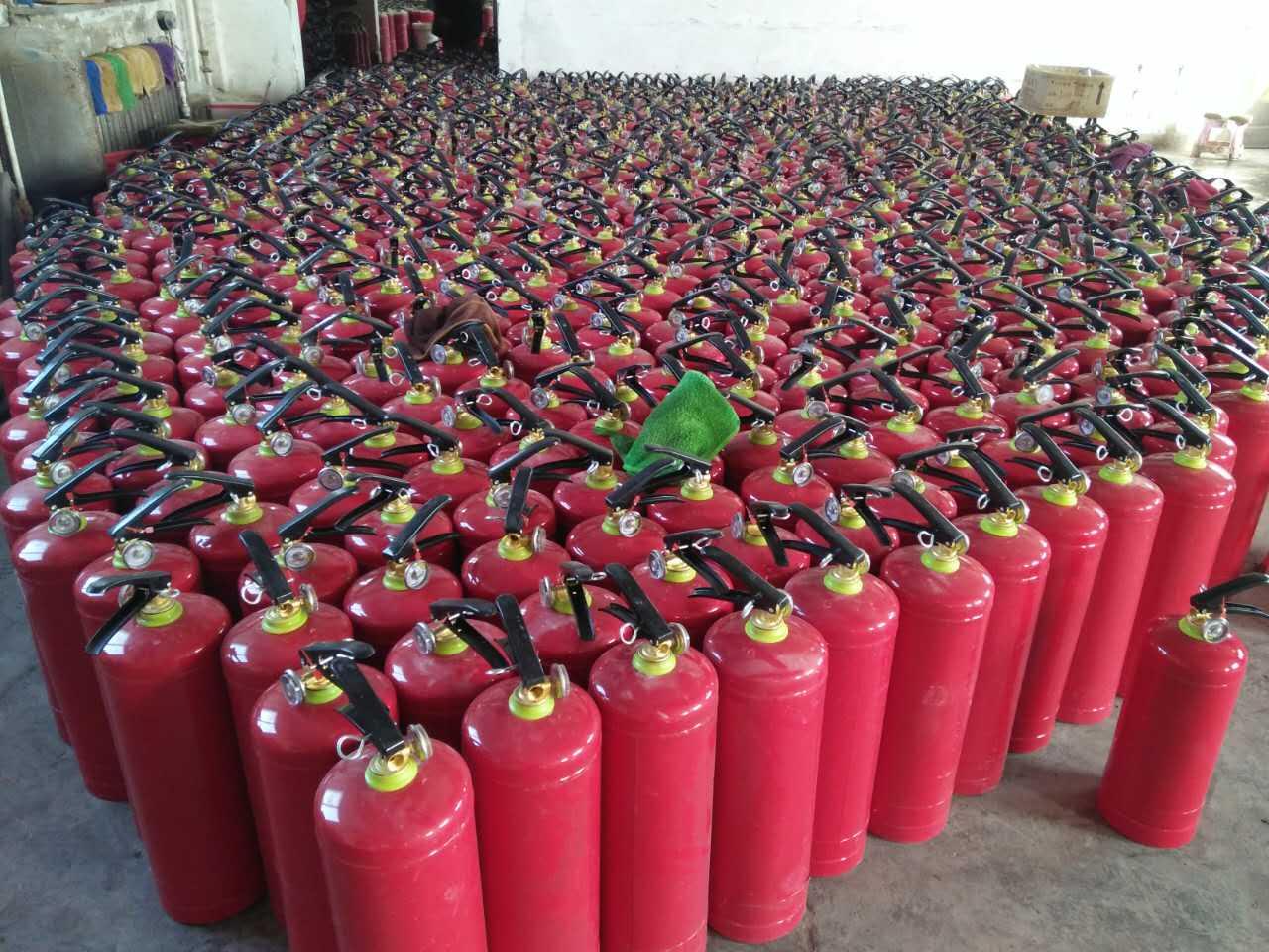 沈阳二氧化碳水基灭火器厂家