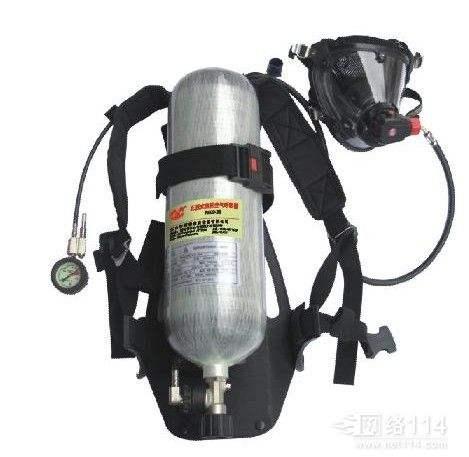 生氧式自救呼吸器