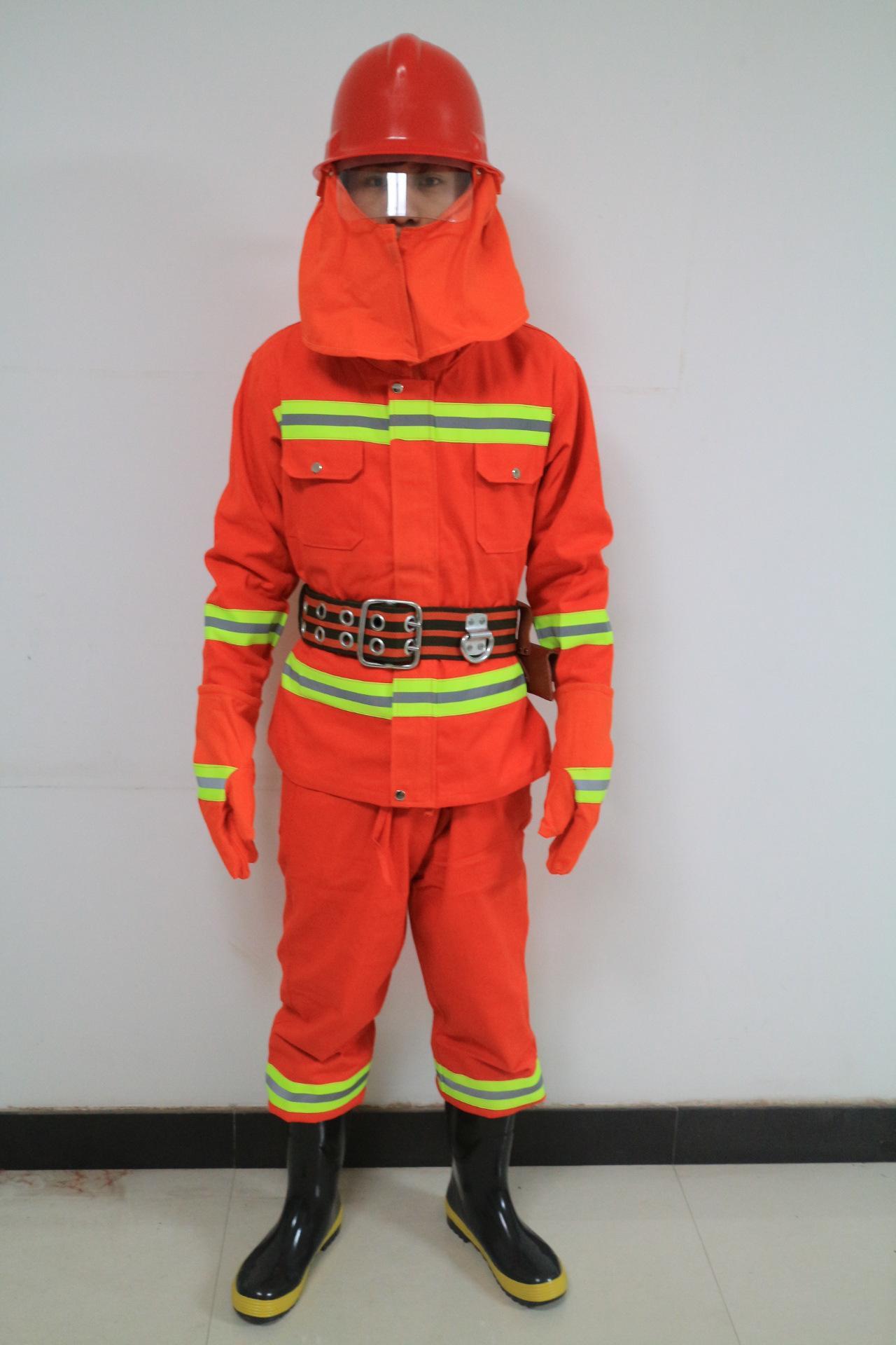 消防服装实例展示